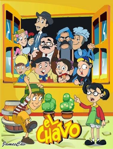 El Chavo Animado Serie Español Latino
