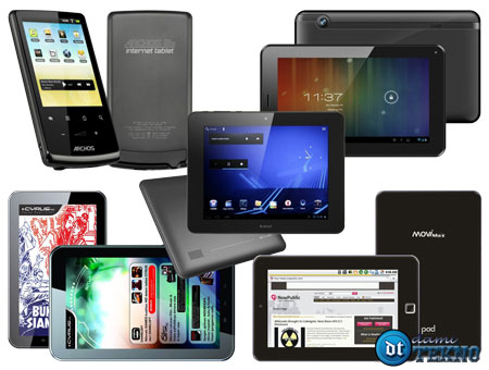Harga Tablet Murah Berkualitas 2013