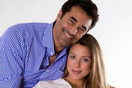 Luciano Szafir proíbe mulher de dar entrevistas sobre passado em programa erótico