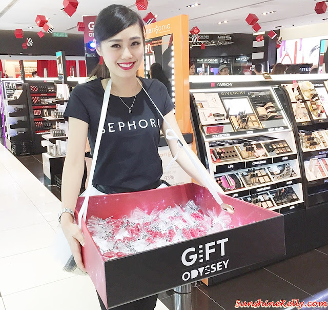 Black Friday Shopping, Sephora's Santa Factory, Sephora Christmas Set, Sephora Malaysia, Sephora, Christmas 2015, Black Friday, Sephora Holiday 2015 Collection
