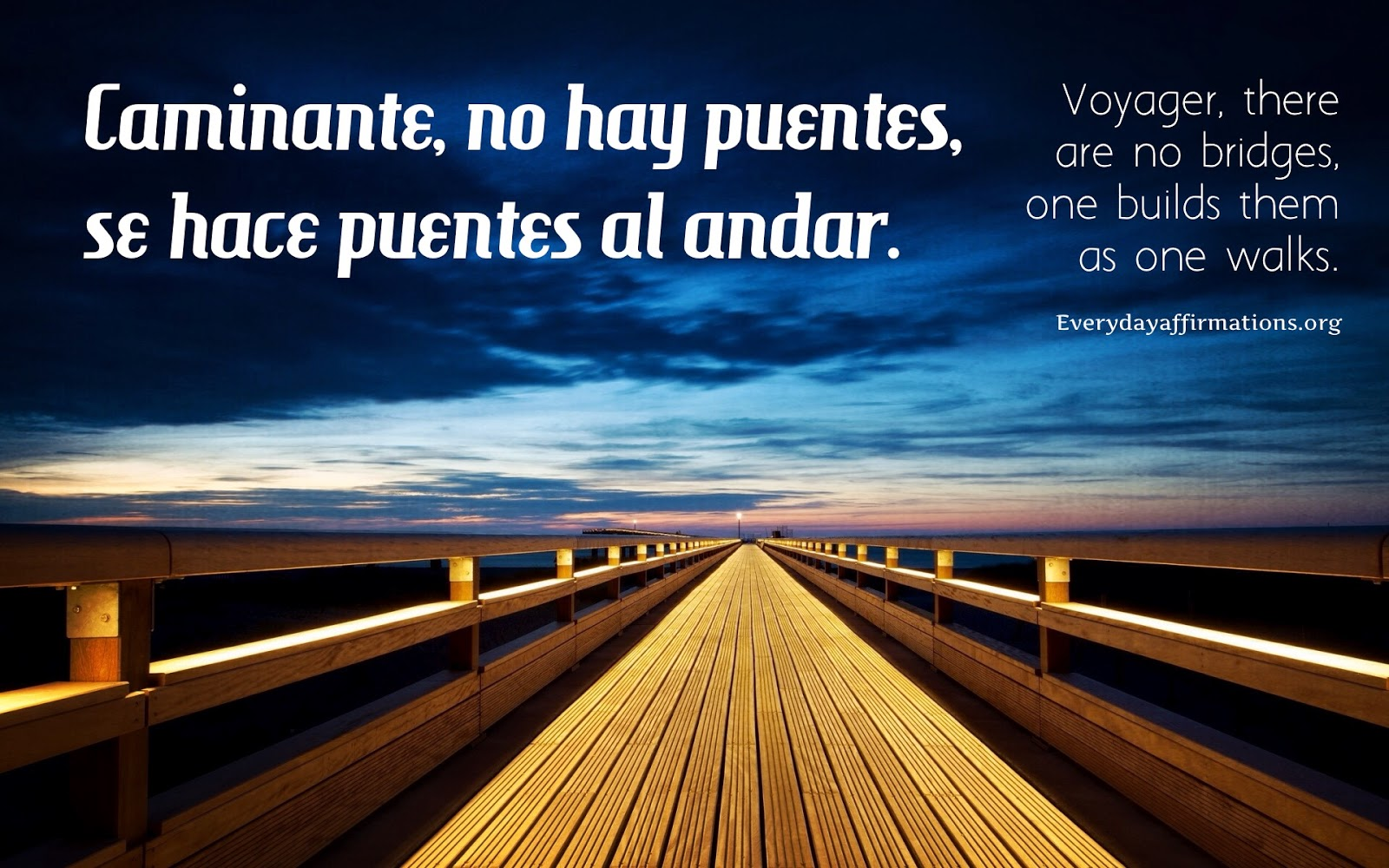 Spanish Quotes, Daily Thoughts