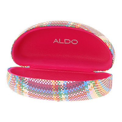 ALDO MCCOVERY SUNGLASSES CASE