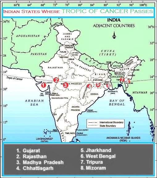 Tricks to Remember Indian State Where \