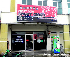 Pusat Dobi Smart Clean Melaka