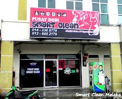 Pusat Dobi Smart Clean Melaka