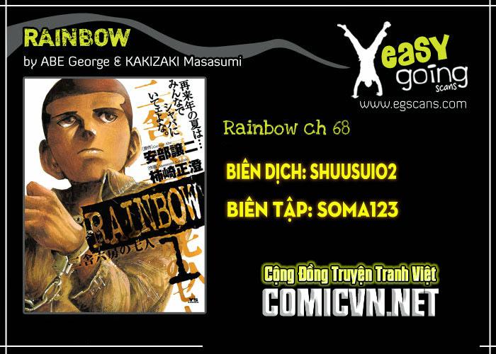 Rainbow chap 68 Trang 1 - p0sixspwn.com