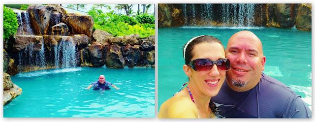 Turtle Bay Resort swimming pool