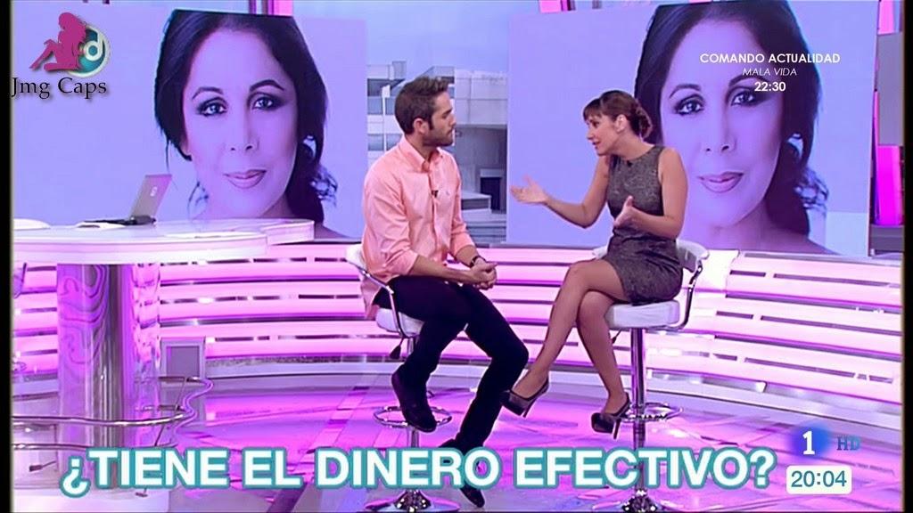 SANDRA DAVIU, ESPAÑA DIRECTO (22.10.14)