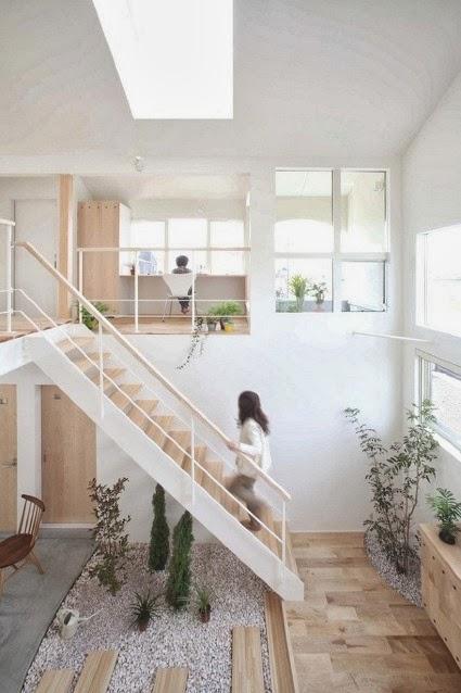 Zen Decor Trees Inside Home My Little Sweet House