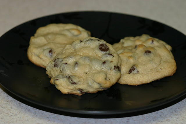 Photograph of cookies on a baking sheet in Tucson home