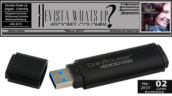Kingston-presenta-dos-nuevas-memorias-USB-encriptación