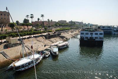 埃及, egypt, 樂蜀, Luxor, cruise, nile, 尼羅河郵輪