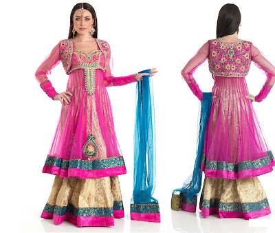 Girls Dress Designs on Traditional Dresses Models Photos  January 2013