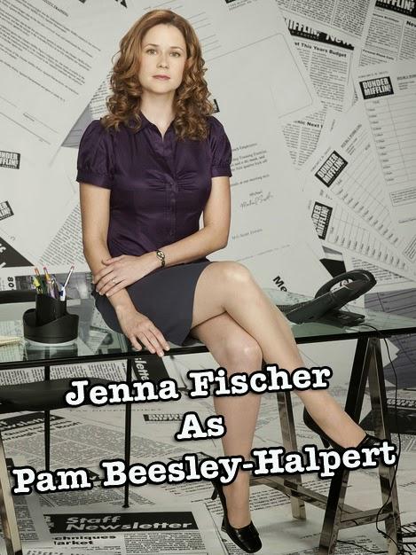 Cast Bio: Jenna Fischer