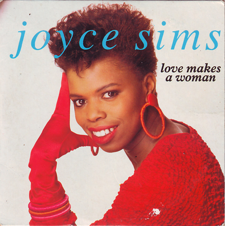 Joyce Sims Looking For A Love