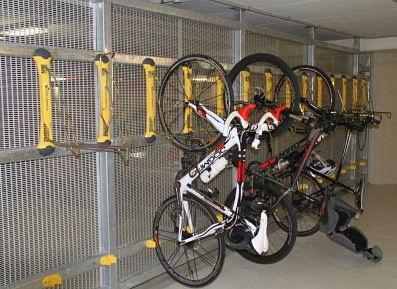 Bike Racks Nyc New 2014 Bike Racks Triple Bike Room Capacity In