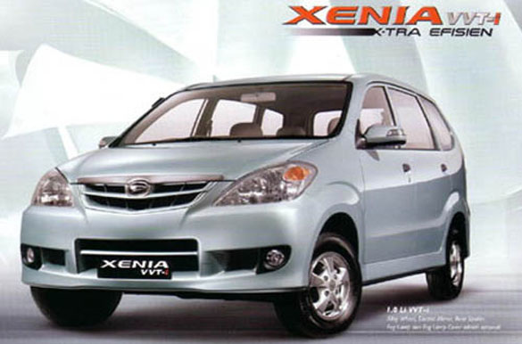 All new xenia modifikasi