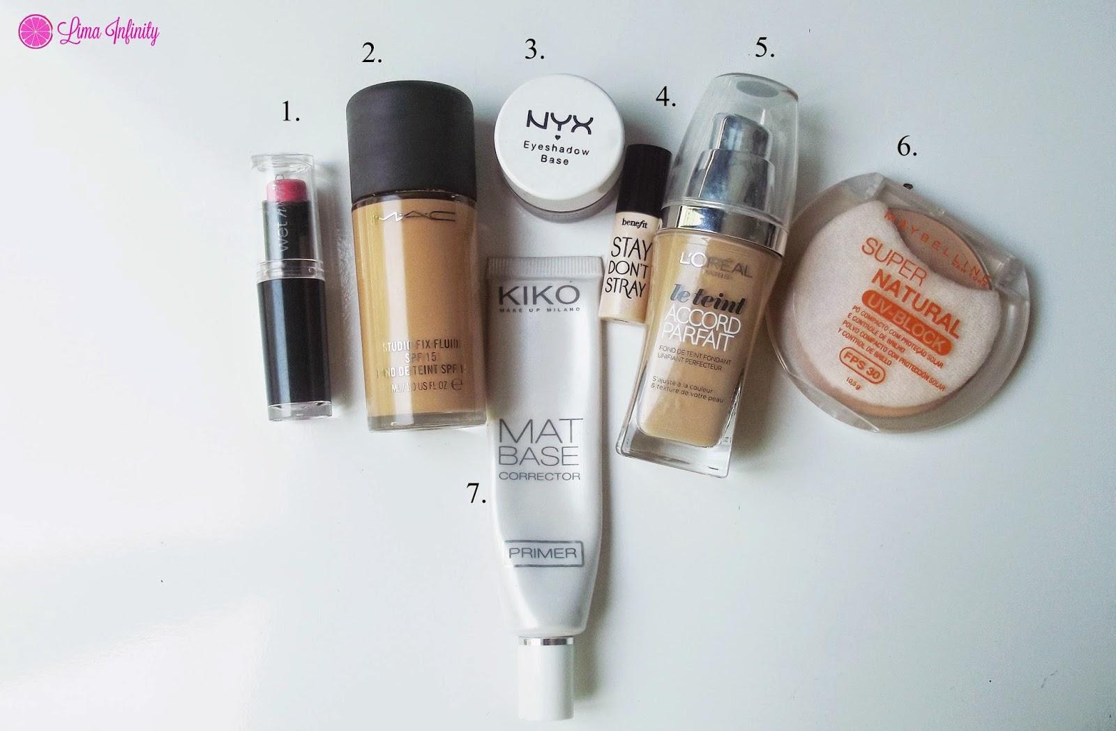 produtos-maquiagem-favoritos-nyx-loreal-mac-maybelline