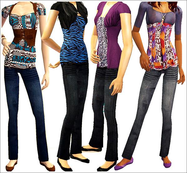 Fashion's World: Teen age Girls Dress