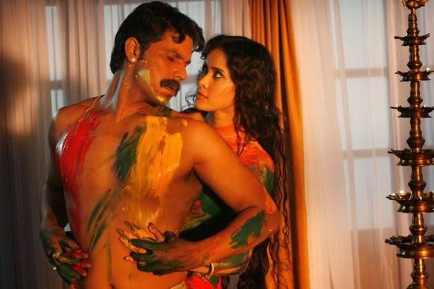 randeep hunda and nandana sen hot pics