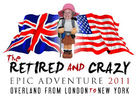 OVERLAND FROM LONDON/NEW YORK