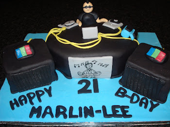 DJ Cake