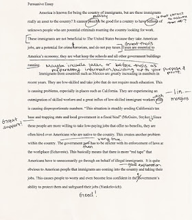 how to write a good essays