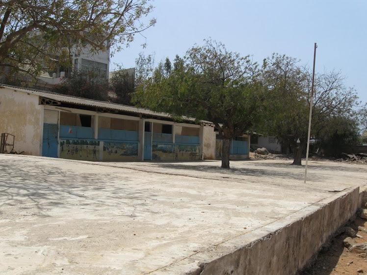 Salles de classe de l'école