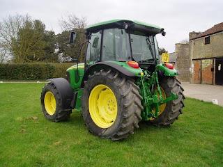 5620.3 742386 Tractor John Deere 5620 71Cp 2007 750h