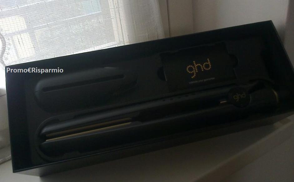 piastra per capelli GHD