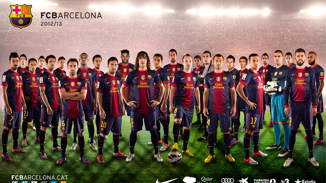 FC Barcelona Team Player's Salaries | All About FC ...