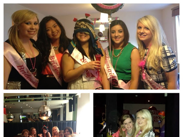 Organising a Hen Night