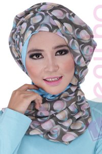 Zenitha Jilbab 04 - Tosca (Toko Jilbab dan Busana Muslimah Terbaru)