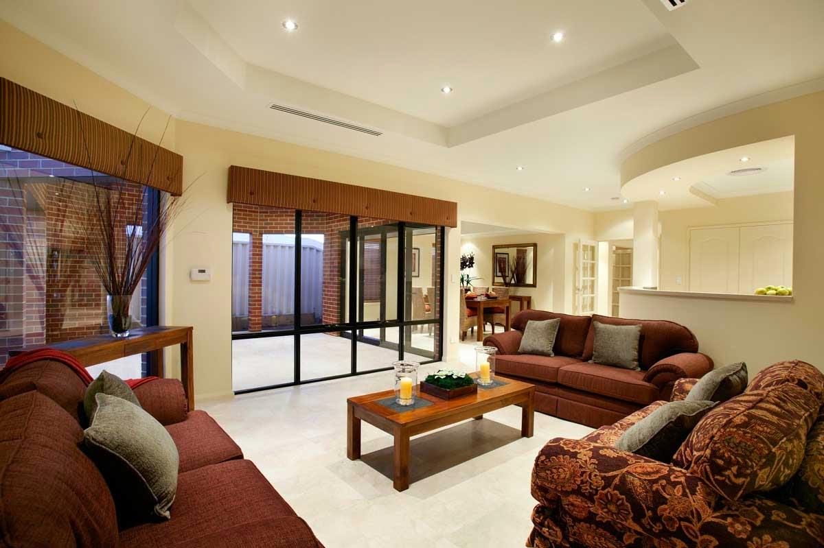 rumah minimalis terlihat luas