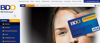 Enroll in BDO Online Banking