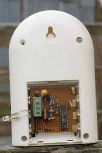 ventilador de banheiros com AVR