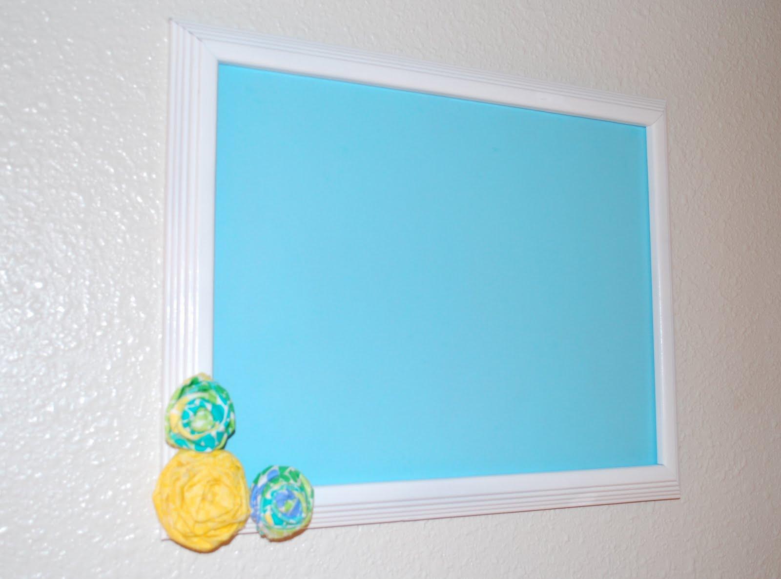 Chalkboard Frame - A Pumpkin And A Princess