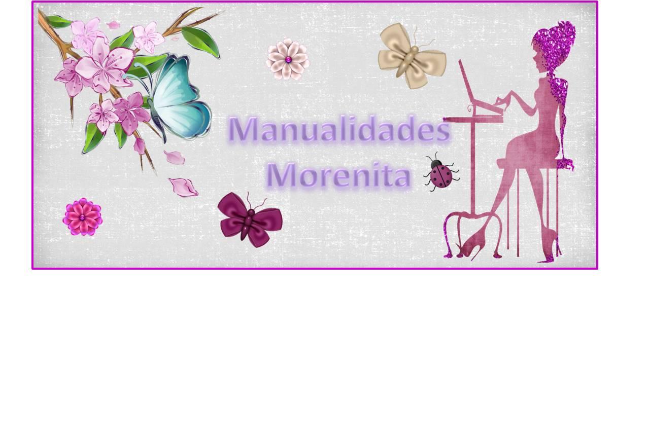 MANUALIDADES MORENITA