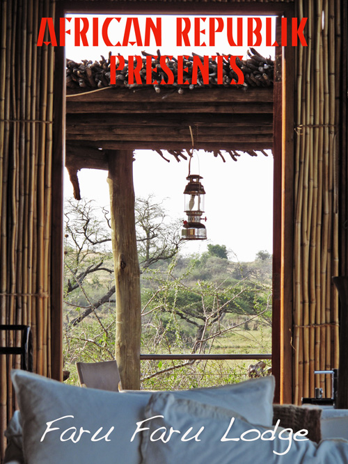 FARU FARU LODGE SINGITA