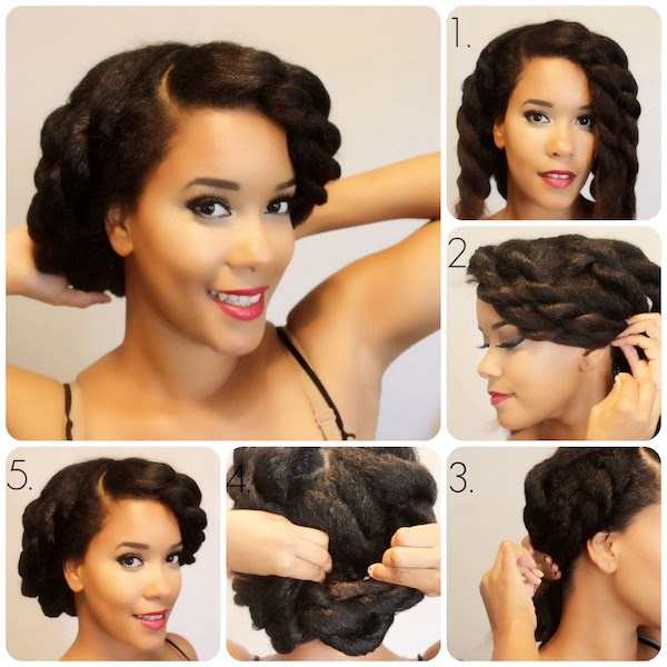 Photo coiffure simple - coupe cheveux simple