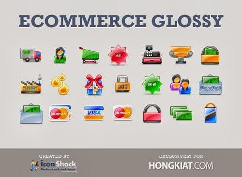 E-Commerce Glossy