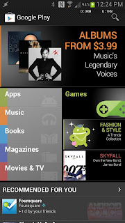 Google Play Store v3.10.14 Look