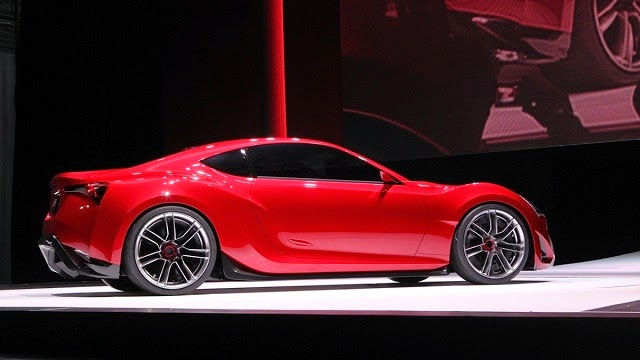 2016 Scion FR-S, Release Date, Price and Specs