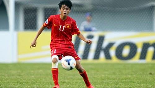 Tuyển thủ U19 Việt Nam lọt vào top sao trẻ thế giới 2014