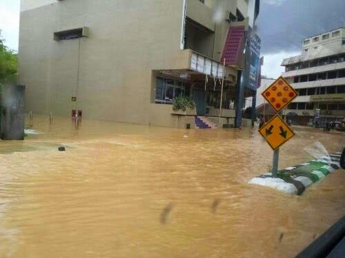 Banjir Besar Di Kelantan 2014