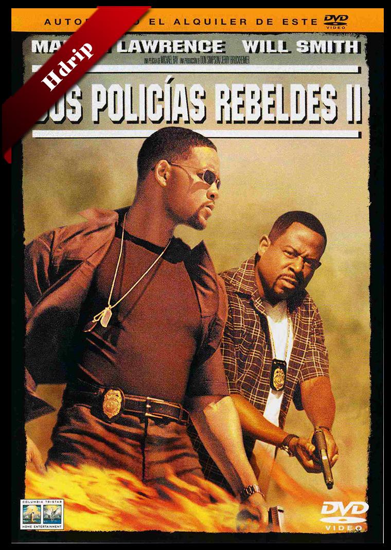 Dos Policias Rebeldes 2