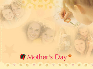 Mother's Day PowerPoint background -5