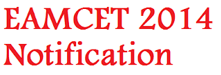 EAMCET-2014-Notification