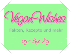 Mein Vegan-Blog