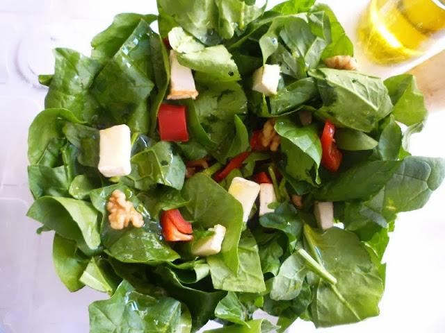La espinaca formas de prepararla frutas verduras for Maneras de cocinar espinacas